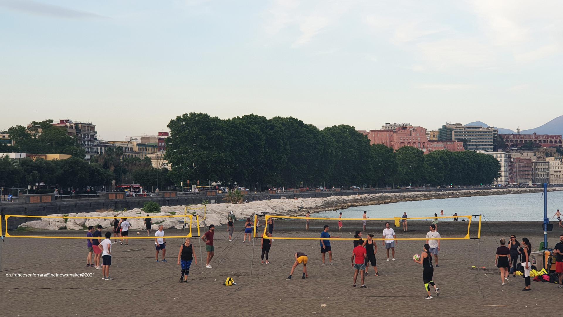 Beach Volley Napoli